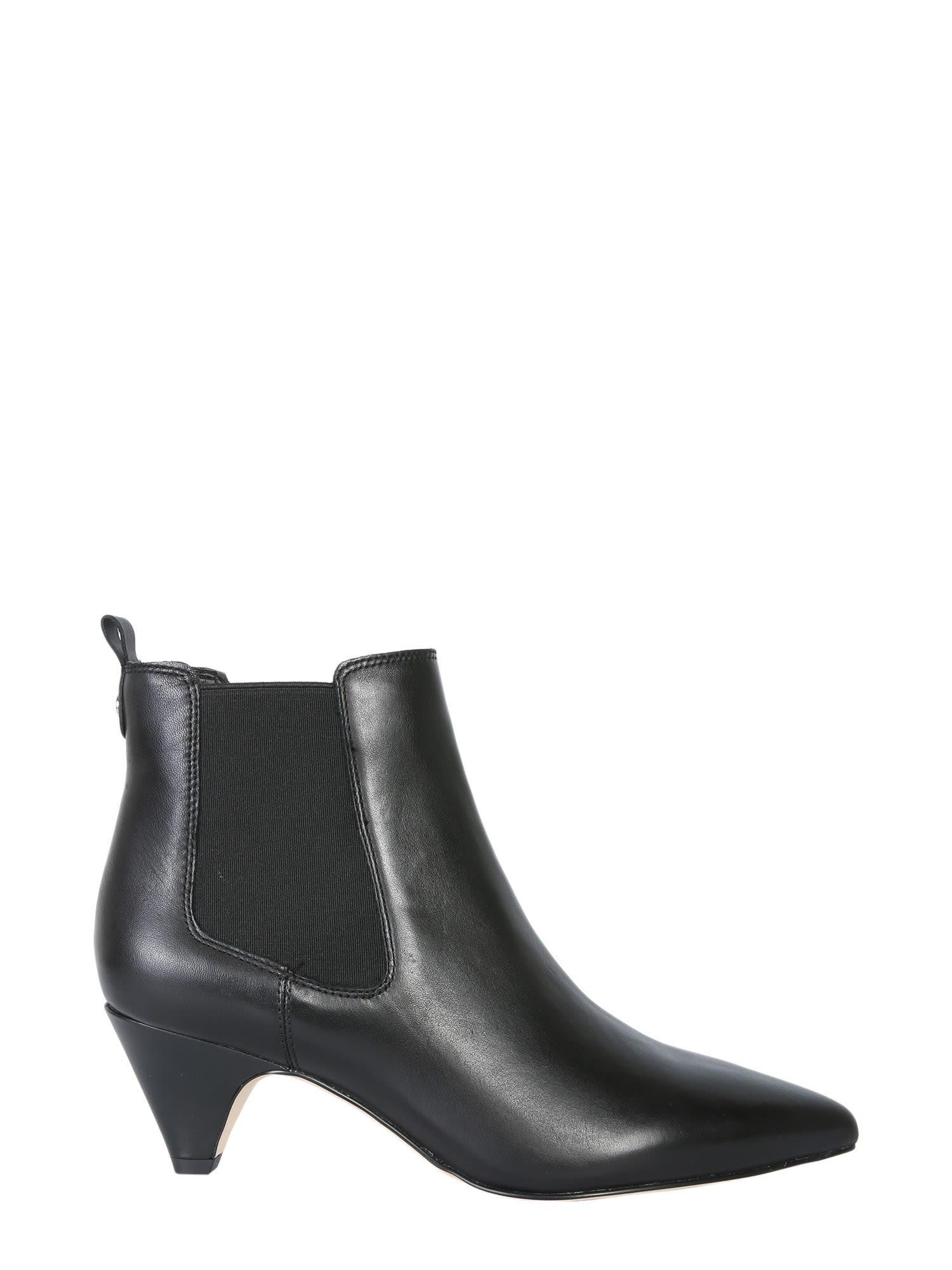 1ba965693db7 Sam Edelman Katt Ankle Boots In Nero