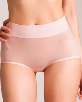 5d825d22920 : Sheer Touch Panty in Rose Powder