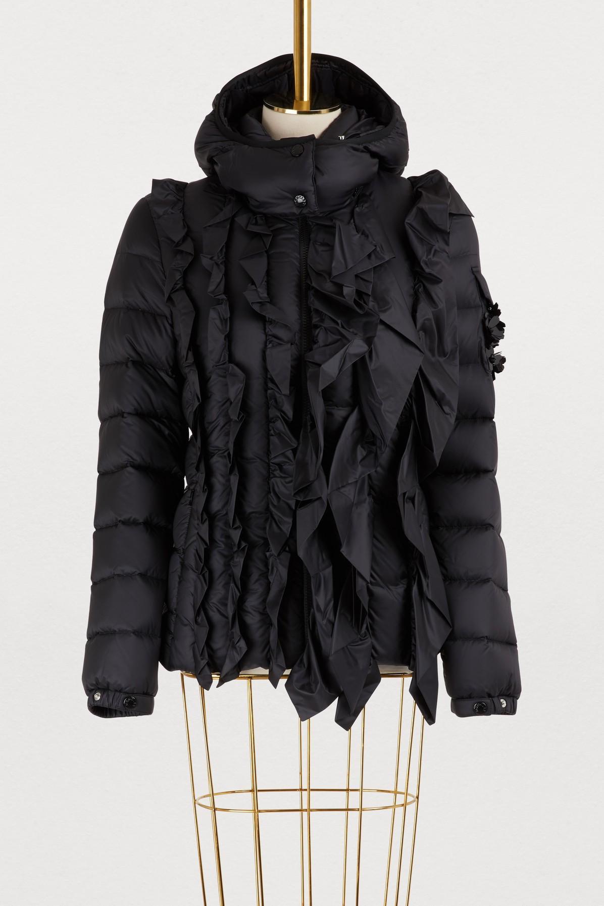 15d33b171 4 Moncler Simone Rocha Darcy Down Jacket in 999-Black