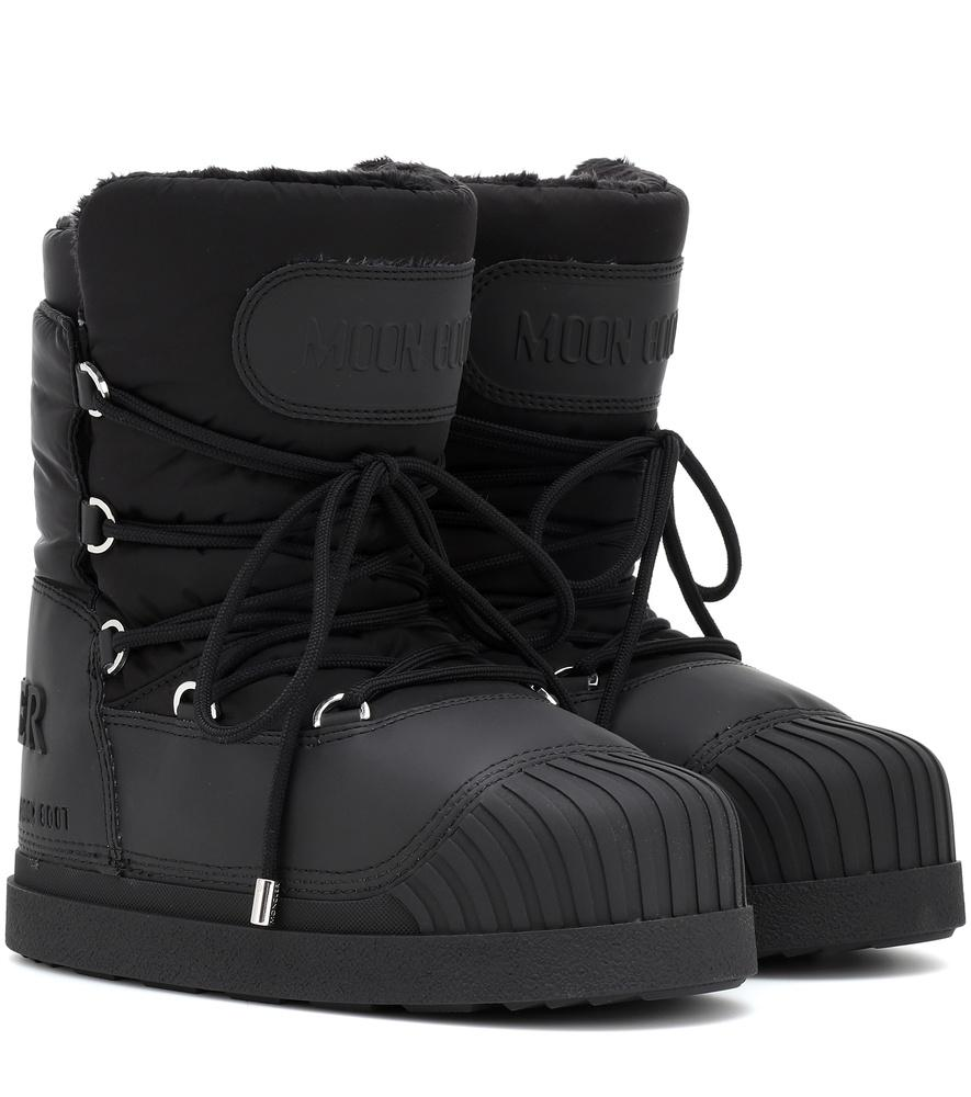 50c251257bf X Moon Boot® Uranus Ankle Boots in Black