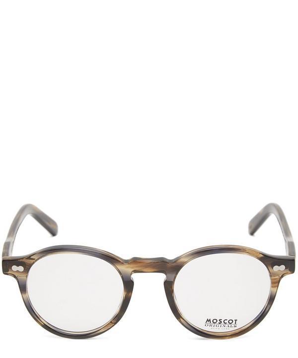 e3eee11e430 Moscot Miltzen Optical Frames In Brown