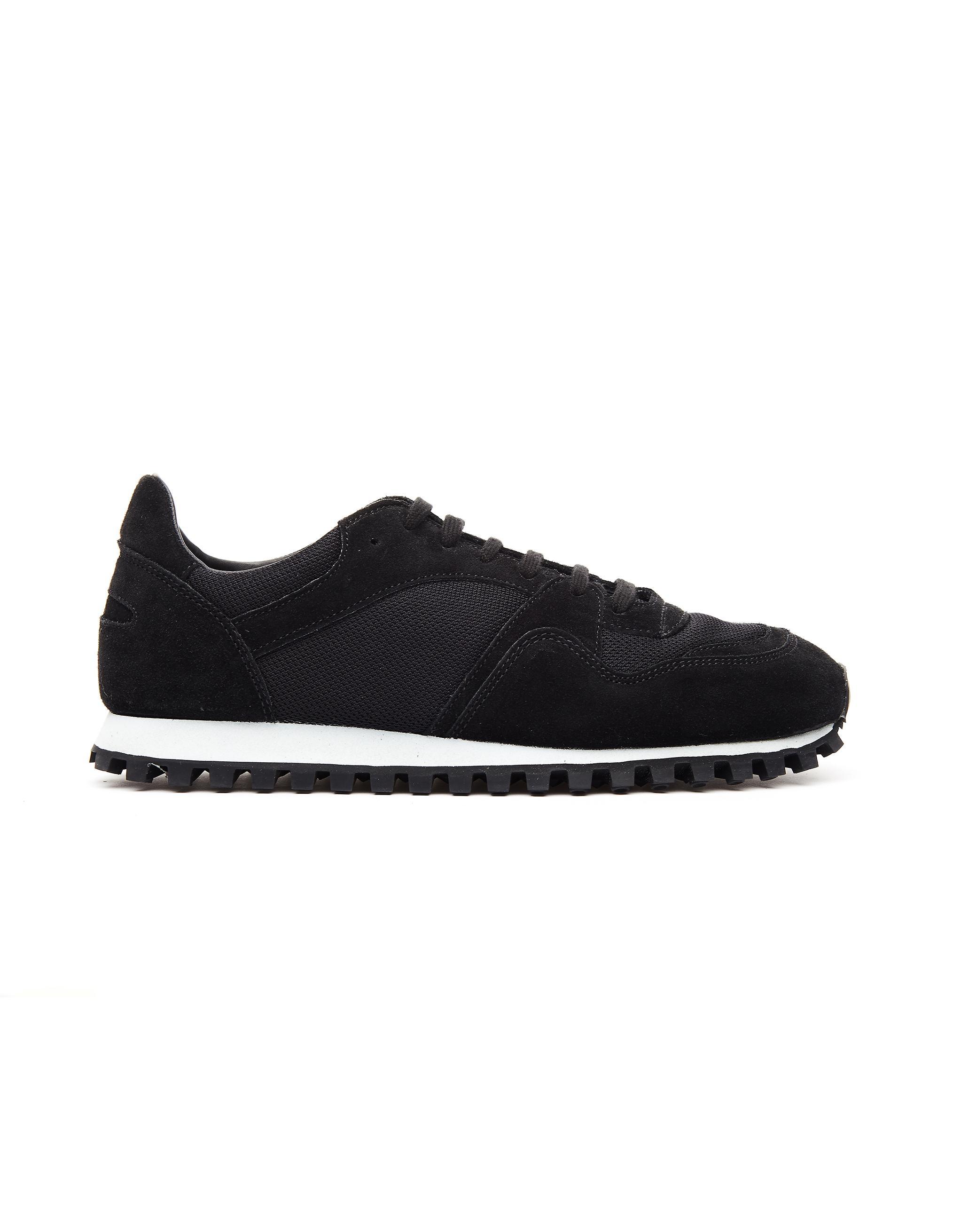 84554ff44c5d6b Spalwart Marathon Trail Low Black Sneakers In White