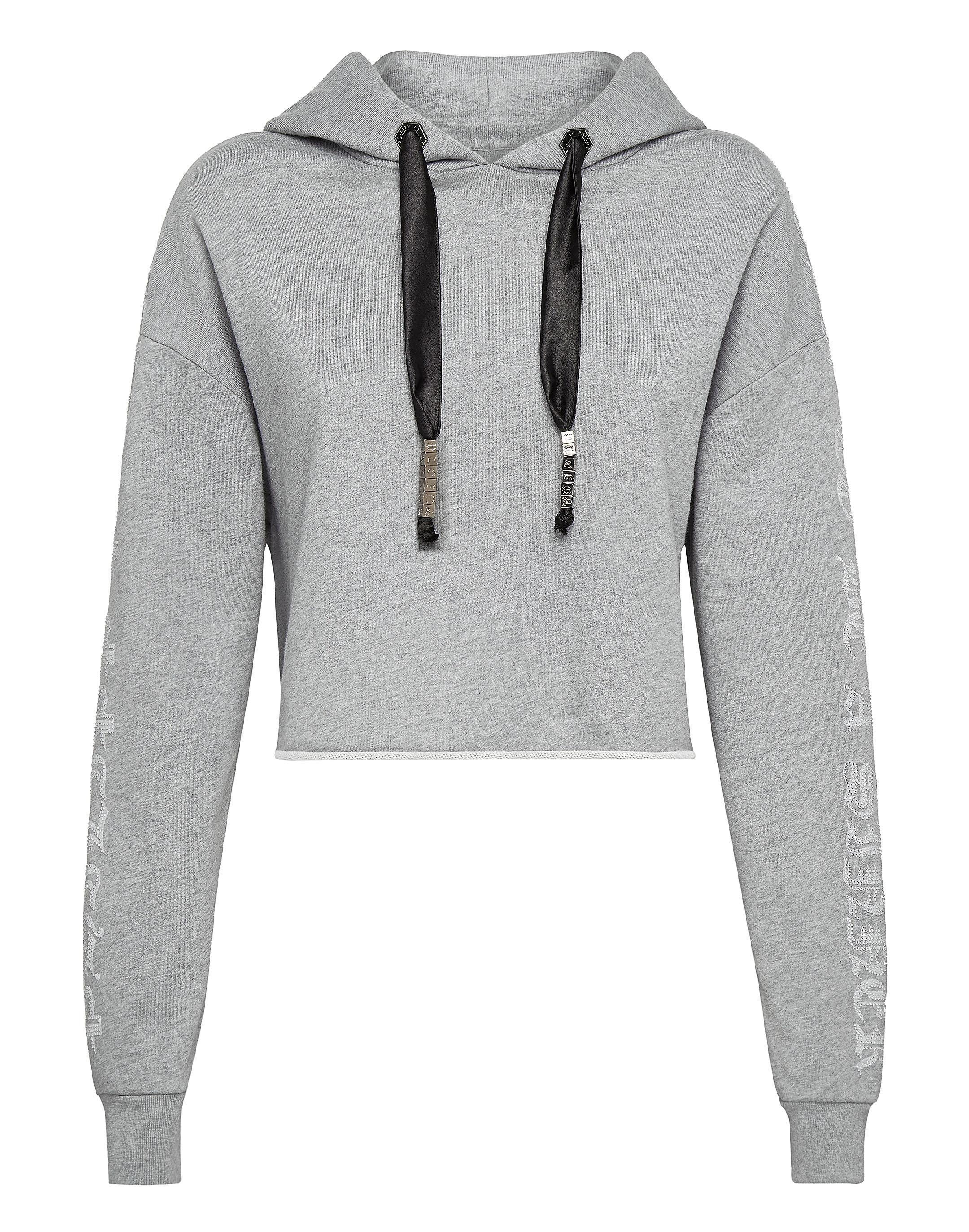 b162995553b Philipp Plein Hoodie Sweatshirt Crystal Plein