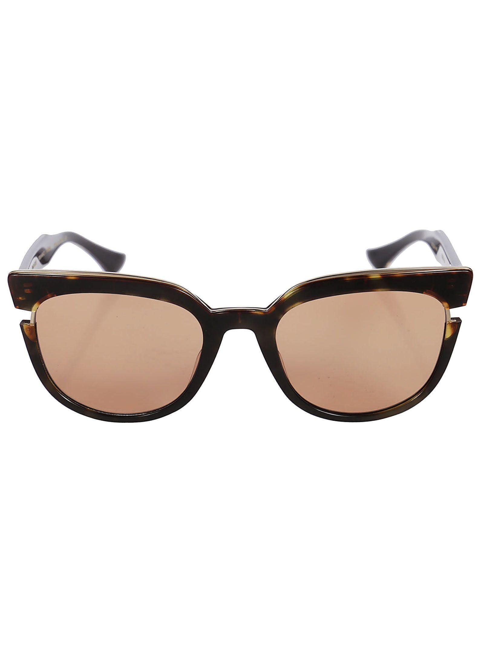 71bc19f3d507 Dita Cat Eye Sunglasses In Dark Tortoise
