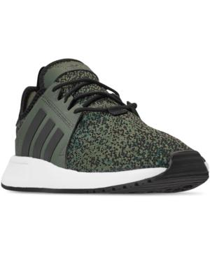 f28ea5ae6 Adidas Originals Adidas Men s X Plr Casual Sneakers From Finish Line In  Base Green Core
