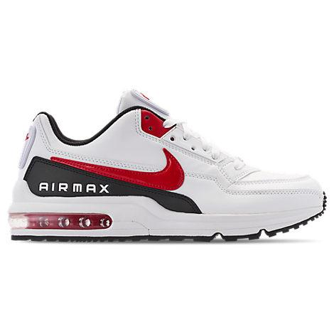 9c981b42808a1 Nike Men s Air Max Ltd 3 Running Sneakers From Finish Line In White ...