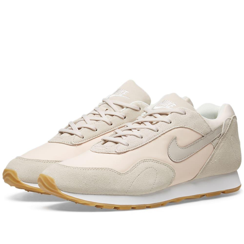 size 40 206c9 165f7 Nike Outburst Sneakers In Orange Quartz Desert Sand Summit White