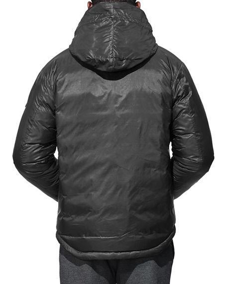 canada goose lodge down jacket graphite