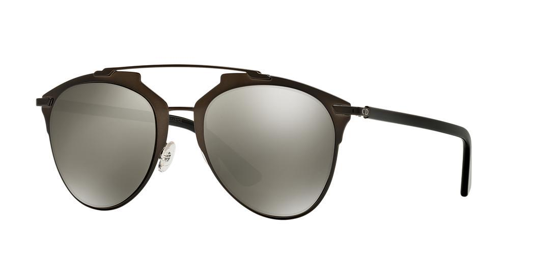 3c6fb8409d Dior Women s Reflected Mirrored Brow Bar Aviator Sunglasses
