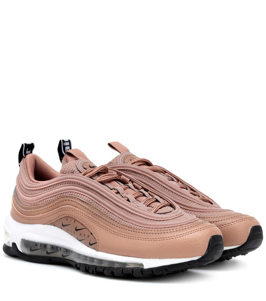 2e844abba2 Nike Air Max 97 Lx Leather Sneakers In Pink | ModeSens