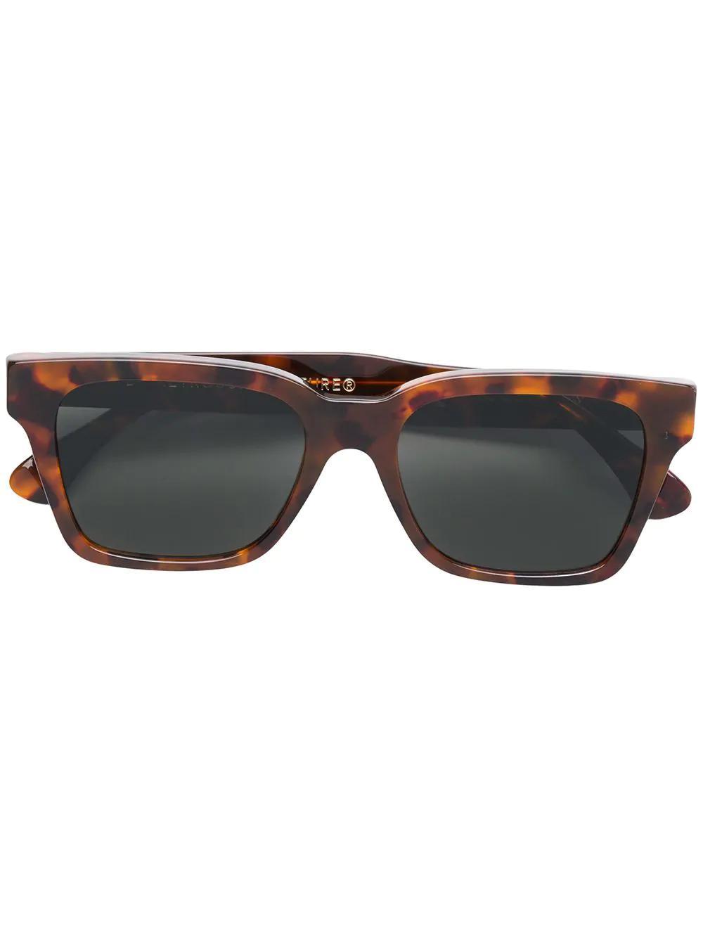 27c9bcd70ddf Retrosuperfuture America Sunglasses - Brown | ModeSens