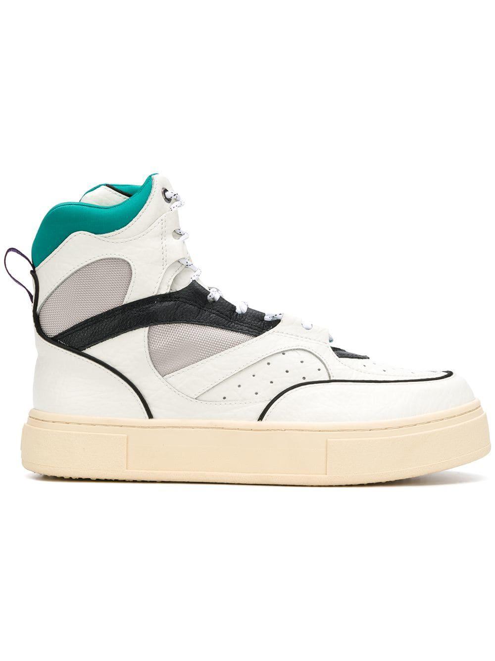 ef43e67d241 Eytys Lotus Sneakers In White | ModeSens