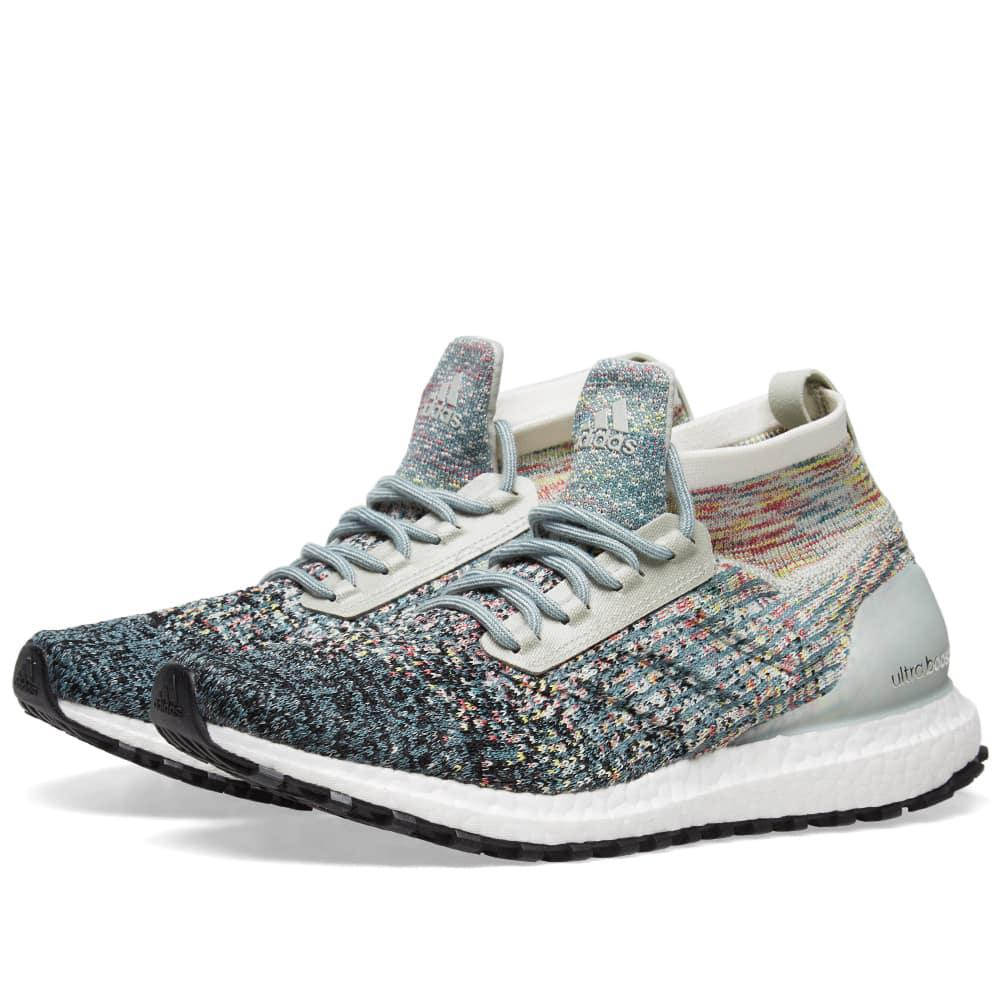 low priced dabd6 fea36 Adidas Ultra Boost All Terrain in White