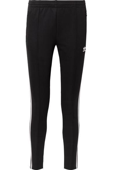 a164084faa78dc Adidas Originals Women'S Originals Trefoil 3-Stripes Leggings, Black ...