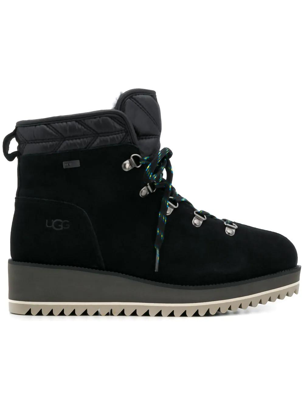 c094e17f279 Ugg Lace Up Ankle Boots - Best Picture Of Boot Imageco.Org