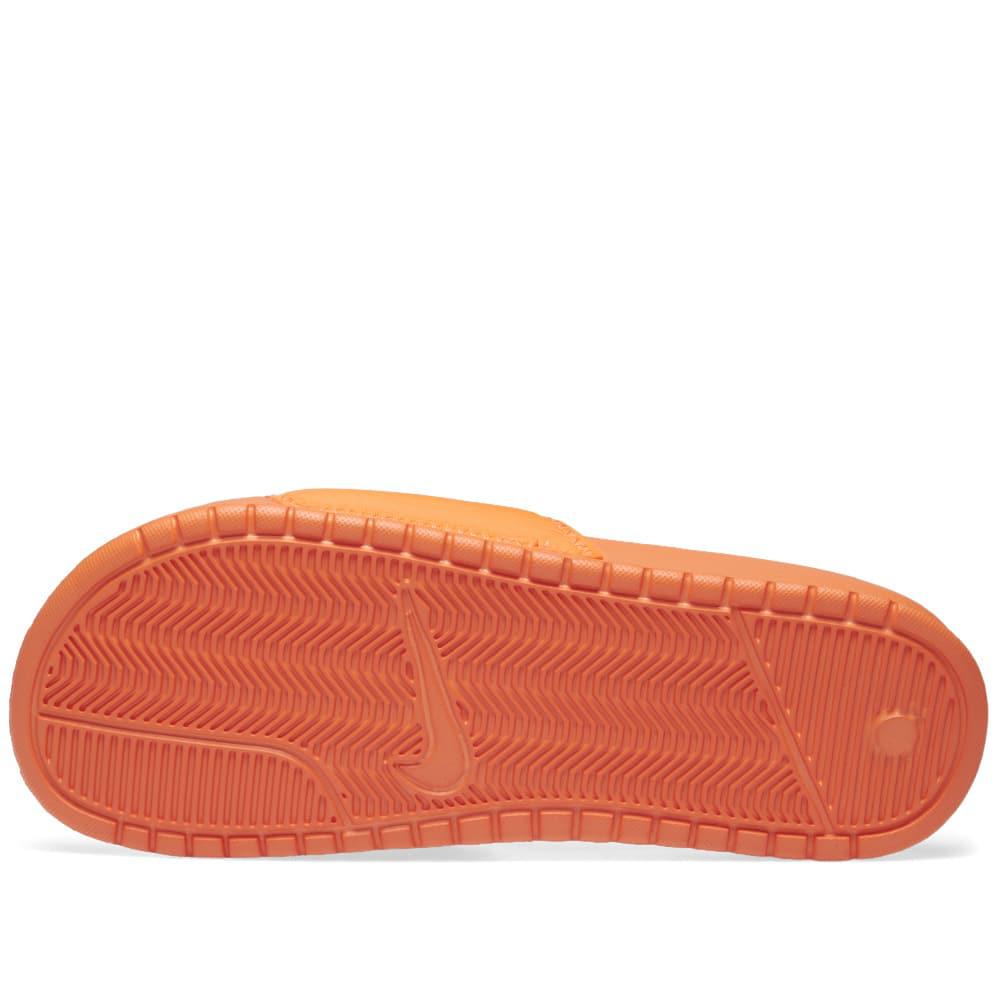 60c9c405d388 Nike Benassi Jdi Txt Se In Orange