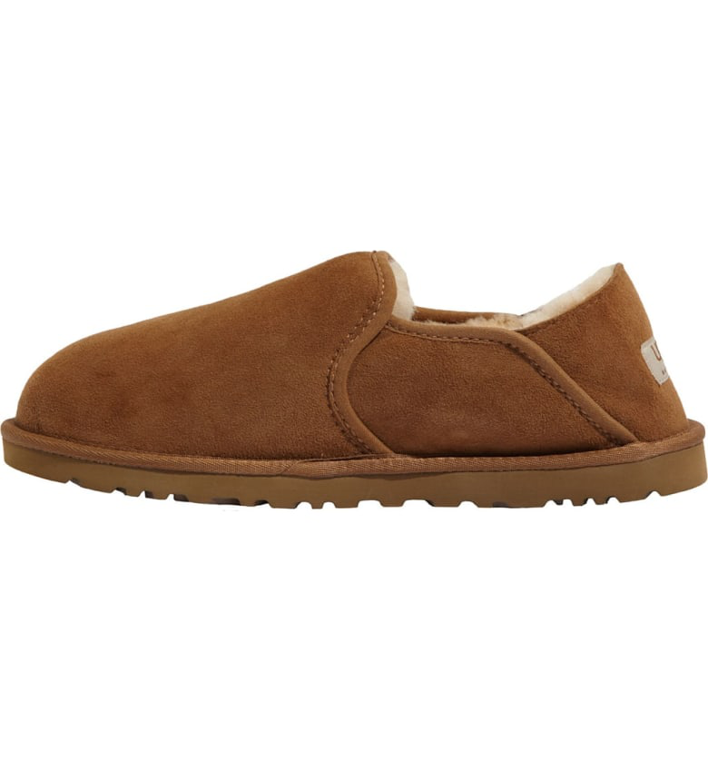 22ee3a807e5 Men's Kenton Shearling Slippers in Chestnut