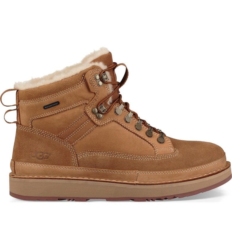 f8a03d416d0 Ugg Avalanche Hiker Waterproof Boot in Chestnut