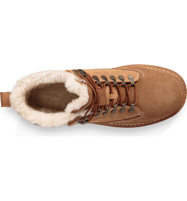 79d93be271e Ugg Avalanche Hiker Waterproof Boot in Chestnut