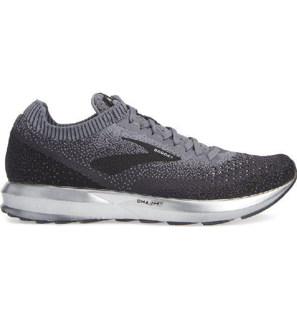 60f16b2c43065 Brooks Men s Levitate 2 Running Sneakers From Finish Line In Grey ...