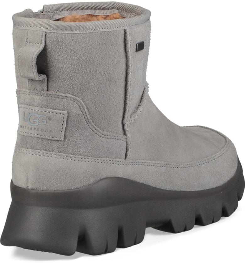 4c874a2b4e4 Women's Palomar Leather Sneaker Booties in Seal/Charcoal