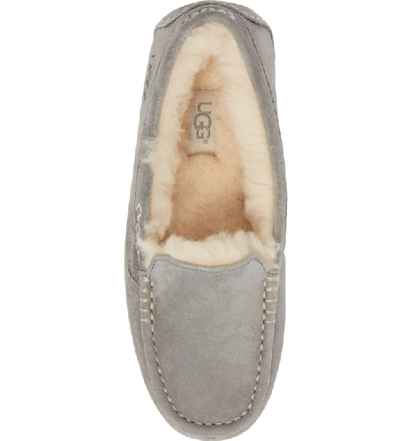 f7643acc877 Ansley Water Resistant Slipper in Light Grey