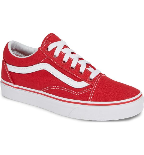 037fd09a1a Vans Old Skool Sneaker In Desert Sage  True White