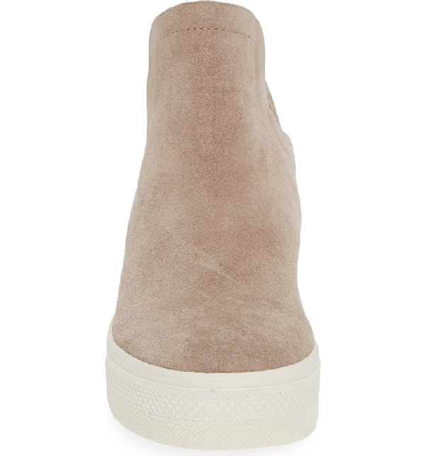 6deb3d3f7c4 Wrangle Sneaker in Taupe Suede