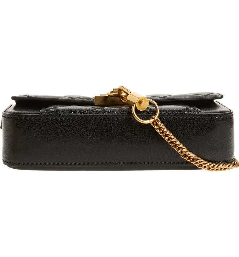 Givenchy Pocket Mini Pouch Convertible Clutch Belt Bag - Golden Hardware 7ea7d5be93335