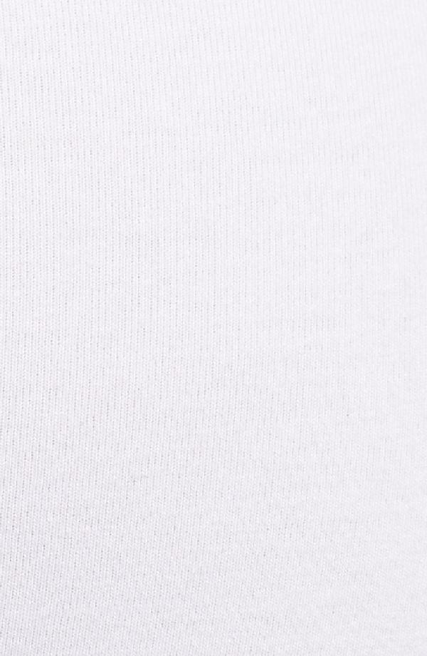 Versace Greek Key Low-Rise Briefs In White/ Greek/ Gold