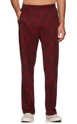ec8c843e Needles Floral Jersey Track Pants In Wine | ModeSens