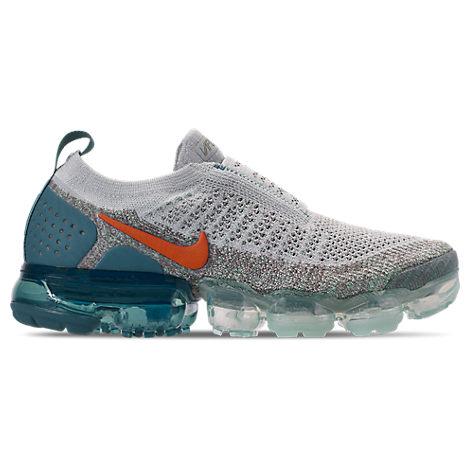 buy popular d8fd5 886cd Women's Air Vapormax Flyknit Moc 2 Running Shoes, Grey - Size 11.5