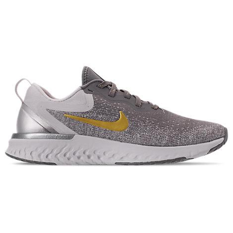45cf688b10a33 Nike Women s Odyssey React Metallic Premium Running Shoes