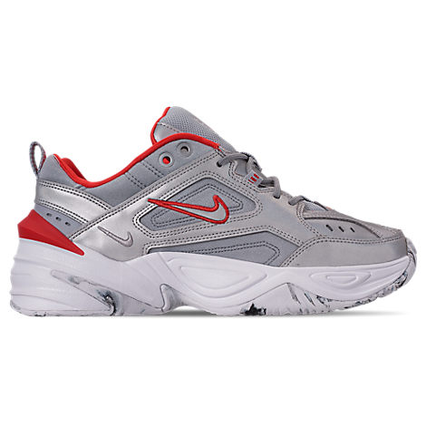 the latest a0f95 1b19a Nike Women s M2K Tekno Na Casual Shoes, Grey. Finish Line