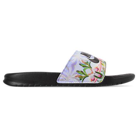 007e70fb99fb Nike Women s Benassi Jdi Print Slide Sandals