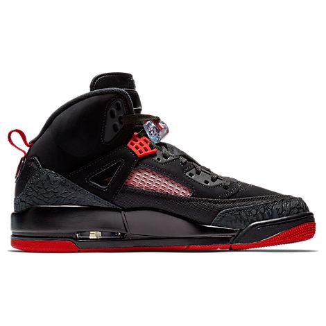 9d37af734e5 Nike Men's Air Jordan Spizike Off-Court Shoes, Black   ModeSens