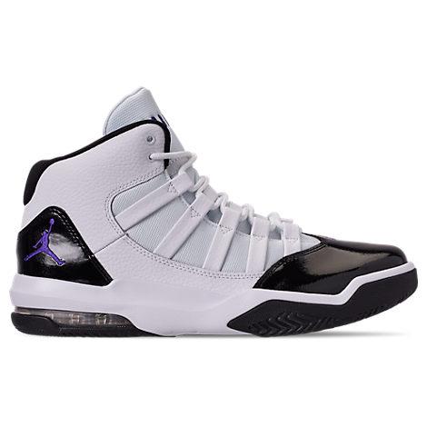 305238de43e Nike Men's Air Jordan Max Aura Off-Court Shoes, White   ModeSens
