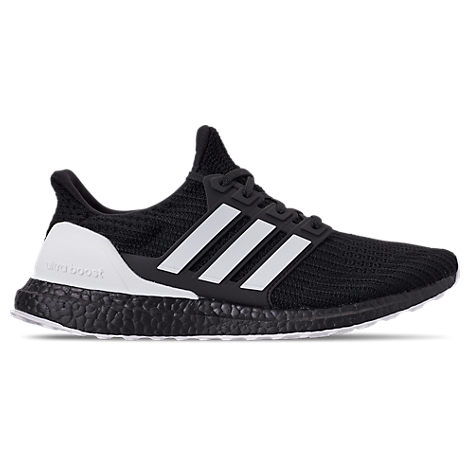 reputable site 9969a 880cb Adidas Originals Adidas Men s Ultraboost 4.0 Running Sneakers From Finish  Line In Black