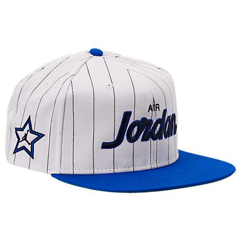 2b7d21b61c8af3 Nike Air Jordan Retro 10 Pro Script Star Snapback Hat