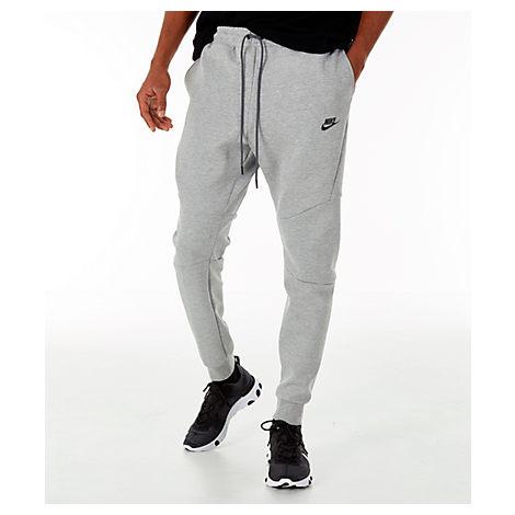 nike pants mens grey