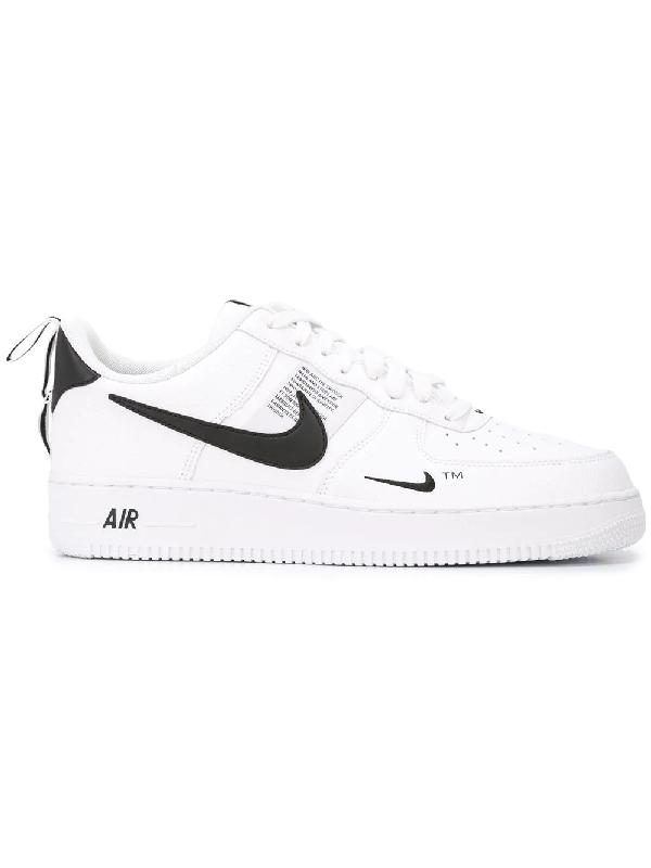 Nike 'Air Force 1 '07 Lv8 Sneakers Weiß in White