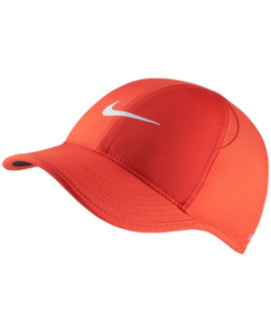 5bf6d94ad16bcf Nike Featherlight Cap In Habenero Red   ModeSens