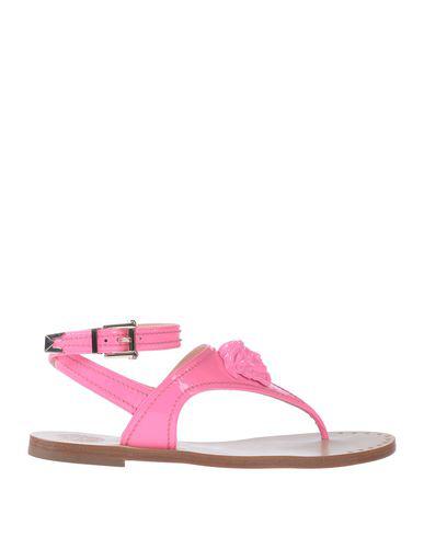 8b8b924d5870b Versace Flip Flops In Pink