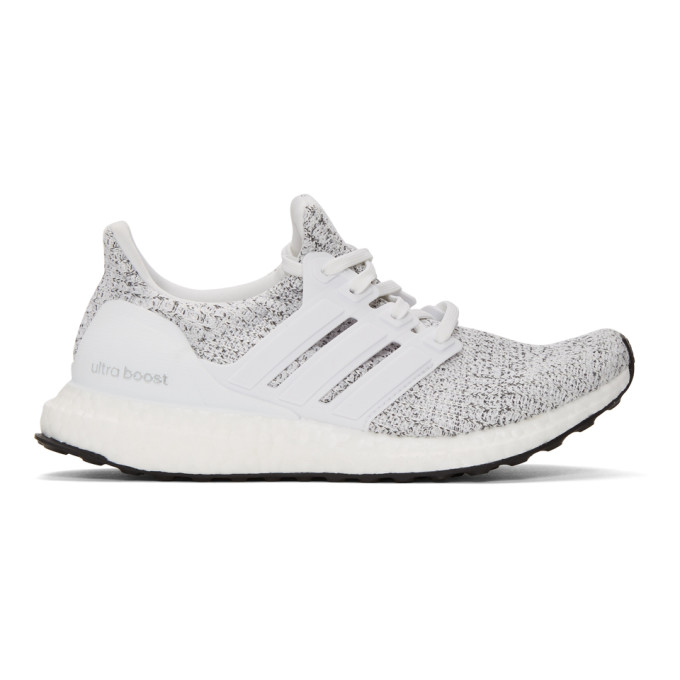 fb7e00a3162c5 Adidas Originals Women s Ultraboost Knit Lace Up Sneakers In White ...