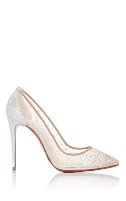c90c7652bc9 Follies Strass Pumps in Version Crystal