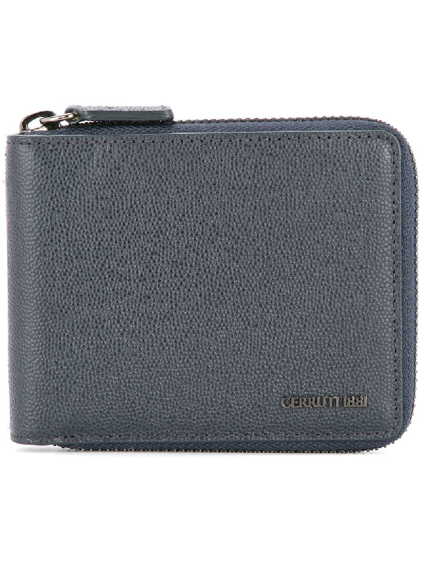764f221112e Cerruti 1881 Zip Around Wallet - Blue   ModeSens