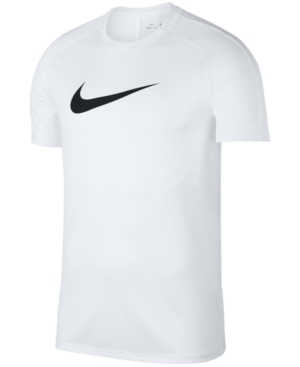 eb4491de556 Nike Men's Dry Academy Soccer Shirt In White/Blk   ModeSens