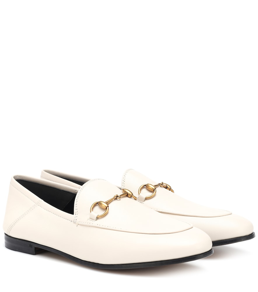 d52ad5e67fc Horsebit leather loafers. Adorned with Gucci s signature horsebit detail ...
