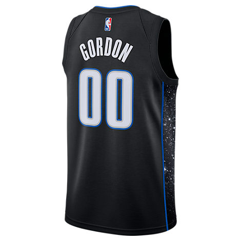 626465d80bd6 Nike Men s Orlando Magic Nba Aaron Gordon City Edition Connected Jersey
