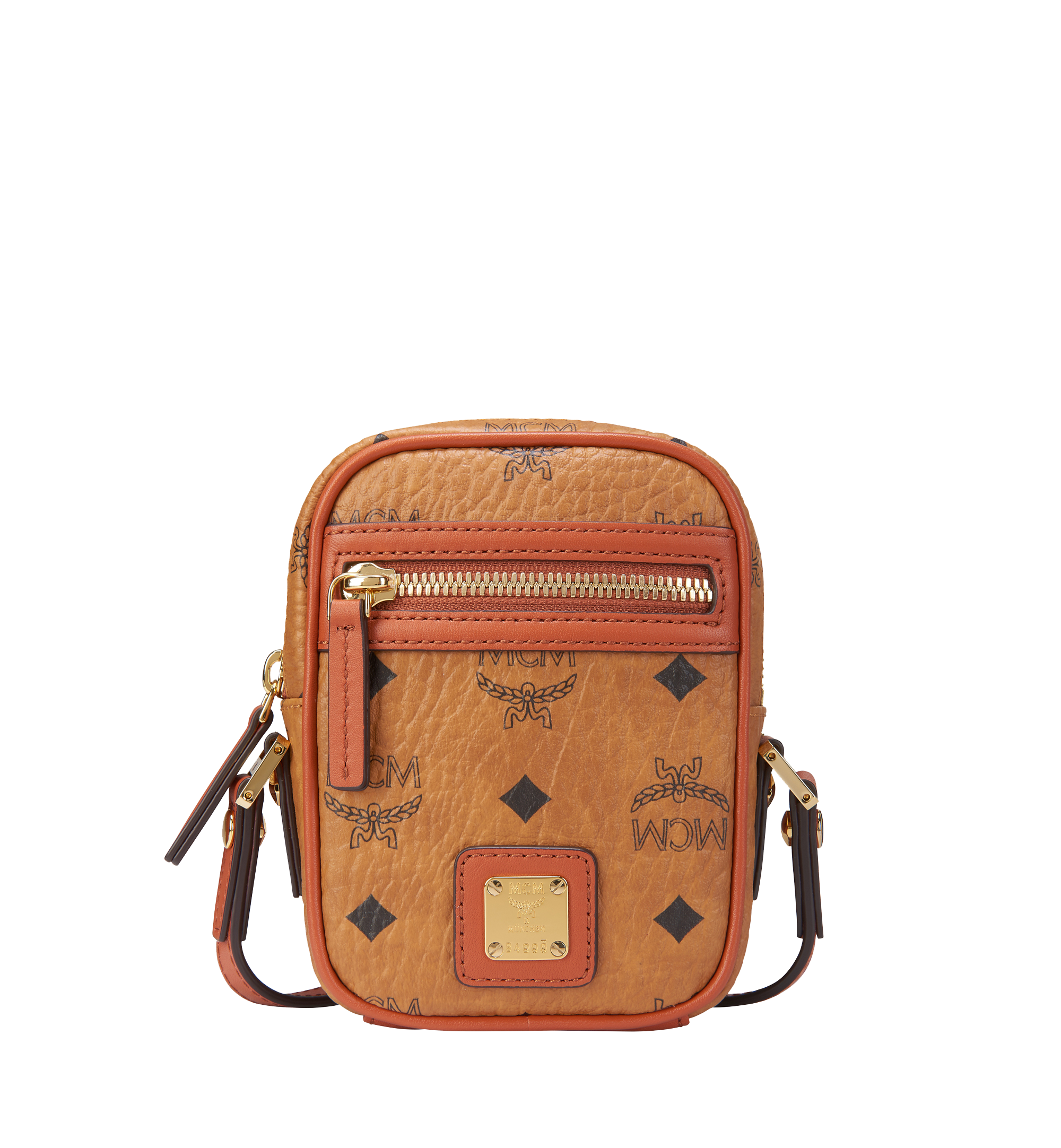 93059bc18a5 Mcm Mini Vintage Crossbody Bag - Brown In Co